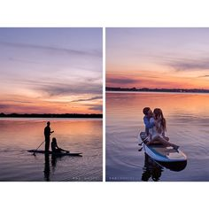 Today's blog, written by Sabira, is all about sunset photos! #sunset #sunrise #photography #paddleboard #engagement #blogpost #newblogpost #blog #skies