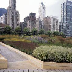 Lurie Garden, Chicago