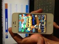 IPhone 4S White – Lahore