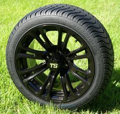 14 inch Voodoo golf cart wheels and tires combo from the Golf Cart Tire Supply. Get fresh parts and new golf cart accessories today! Golf Cart Wheels, Golf Cart Tires, Wheels And Tires, Golf Carts, Golf Cart Accessories, New Golf, Aluminum Wheels, Voodoo, Tired