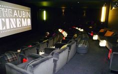 The Aubin Cinema is a Cinema venue for hire in Shoreditch. It is a large conference space in London that is perfect for conferences, events, meetings and more.