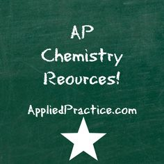 AP CHEM on Pinterest  Ap Chemistry, Chemistry and Chemical Reactions