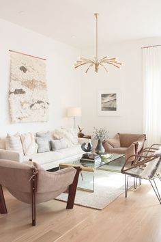 Neutral and Modern Room