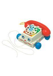Fisher-Price telephone
