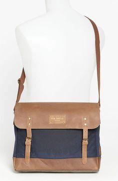 #TedBaker London 'Candes' Messenger Bag | Nordstrom