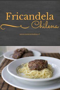 Burger Recipes, Meat Recipes, Cooking Recipes, Healthy Recipes, Chilean Recipes, Chilean Food, My Favorite Food, Favorite Recipes, Peruvian Recipes