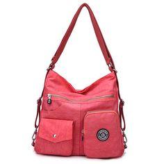 Fashion Women Messenger Bags Handbag Waterproof Nylon Shoulder Bag Crossbody Bags For Women Casual Tote bolsa feminina Ladies