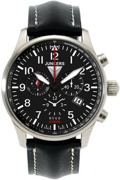 Junkers Watch Hugo Junkers #2015-2016-sale #bezel-fixed #black-friday-special #bracelet-strap-leather #brand-junkers #case-material-steel #case-width-42mm #chronograph-yes #classic #date-yes #delivery-timescale-1-2-weeks #dial-colour-black #gender-mens #movement-quartz-battery #official-stockist-for-junkers-watches #packaging-junkers-watch-packaging #sale-item-yes #style-dress #subcat-hugo-junkers #supplier-model-no-6684-2 #vip-exclusive #warranty-junkers-official-2-year-guarantee…