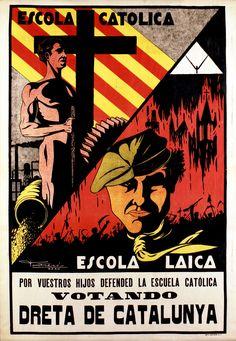 Balearic Islands, Civilization, Spanish, Comic Books, War, Comics, Movie Posters, Spanish Posters, Catholic School