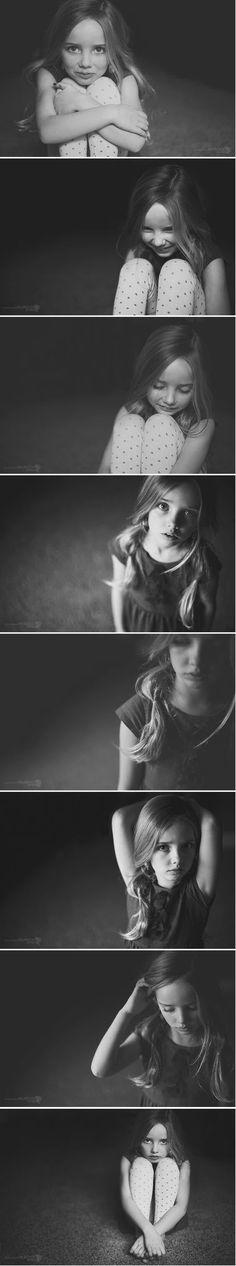 portraits of childhood.