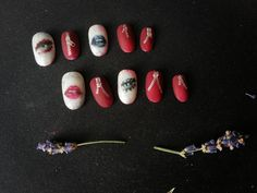 Buy online Press On Nails, Etsy, Stuff To Buy, Craft Gifts, Schmuck, Tip Nails