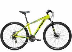 My new bike #trekbikesmountain