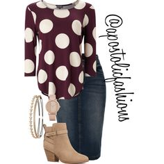 A fashion look from October 2016 by apostolicfashions featuring Phase Eight, LE3NO, Witchery, ALDO and Charlotte Russe