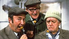 Last of the Summer Wine > Television | DoYouRemember.co.uk