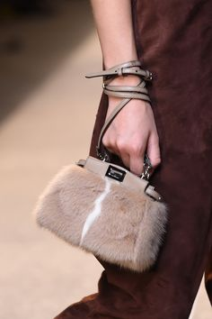 The Best Shoes, Bags, and Baubles on the 2015 Runways -- Fendi Spring 2015