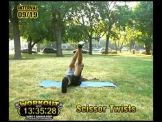 20 Min. No Flab 6 Pack Abs Workout - The Best Six Pack Abs Exercises - YouTube