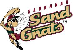 Savannah Sand Gnats | 26 Of The Most Ridiculous Minor League Baseball Logos You'll Ever See