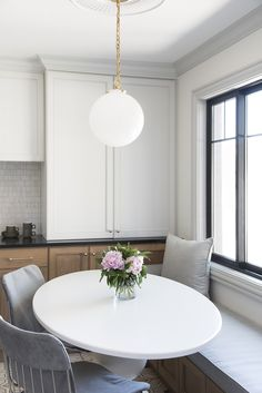 Dining Room Breakfast Nooks Best Of Breakfast Nook Dining area Reveal Room for Tuesday Dining Nook, Dining Room Design, Kitchen Design, Dining Chairs, Dining Table, Classic Ceiling, Software, Decoration Inspiration, Room Inspiration
