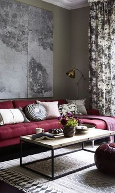 50+ Best Red And Grey Decorating Ideas That Would Be Look Amazing In Your  Home
