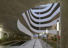 Edifício Garagem em Grenoble,© Baptiste ROBIN
