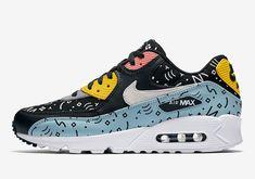 super popular 0047b 078ec New Men s Nike Air Max 90 Premium Shoes (700155-405) Men US 9   Eur 42.5