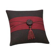 Dynasty Square Kissen - Home - Bedding - Deko Sewing Pillows, Diy Pillows, Custom Pillows, Accent Pillows, Floor Pillows, Decorative Throw Pillows, Cushion Cover Designs, Cushion Covers, Cushion Embroidery