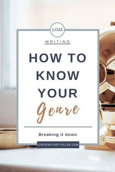 Knowing your genre can be difficult, but it's an essential part of being a writer. Read this article to determine your genre! #WritingTips #WritersLife
