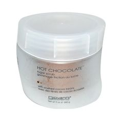 Sugar Scrub Hot Chocolate 9 Ounces ** For more information, visit now : Natural Beauty Care