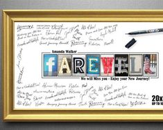 16 Best Farewell Gift For Boss Images In 2018 Gift Ideas