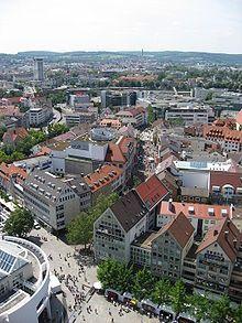 Ulm, Germany -- Where I was born