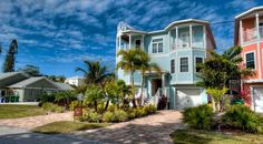 House vacation rental in Anna Maria from VRBO.com! #vacation #rental #travel #vrbo          3400/wk, 6/3.5, 2k,2q, pool, 1 block to beach