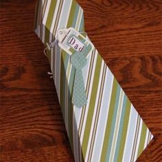 caixa gravata