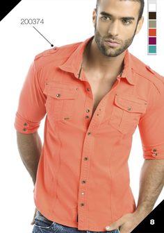Ref: 200374 Ropa de moda para hombre / Mens fashion clothing