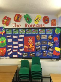 Roman display year 3