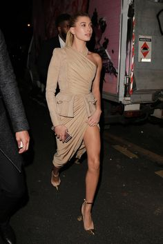 World Country Magazines: Fashion Model, Ballet Dancer @ Hailey Baldwin at Vogue 95th Anniversary Party in Paris, France