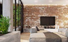 布拉格家庭宅 用系統家具搭配工業風 - DECOmyplace 新聞台