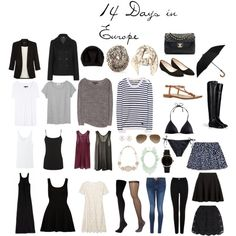 "Someday... ""Europe - 14 Days in Fall"" by nicfilly on Polyvore"