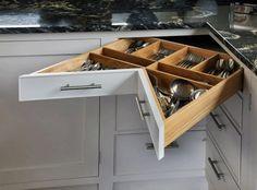 40 ideias geniais para planejar uma cozinha pequena, prática…