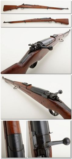 A Mauser from Thailand —- The Siamese Mauser Ww2 Weapons, Military Weapons, Rifles, K98, Battle Rifle, Bolt Action Rifle, Gun Art, Military Surplus, Guns And Ammo