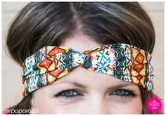 Paparazzi by Magnolia Charms: Headbands are IN this Spring Paparazzi Accessories, Paparazzi Jewelry, Vintage Accessories, Jewelry Accessories, Hippie Headbands, Affordable Fashion, Diamond Shapes, Head Wraps, Jewelry Shop