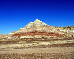 Painted Desert was here in 2010, Amazing!!
