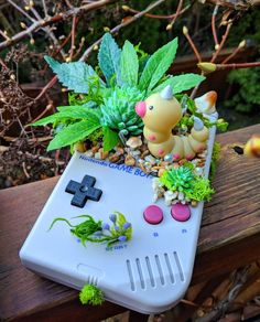 Your place to buy and sell all things handmade Pokemon Terrarium, Cool New Gadgets, Nerd Decor, Pokemon Craft, Anime Crafts, Nerd Crafts, Diy Resin Crafts, Pokemon Pictures, Handmade Furniture