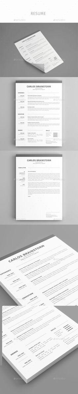 Ultra Minimal Resume by Saptarshi Nath Resume Pinterest