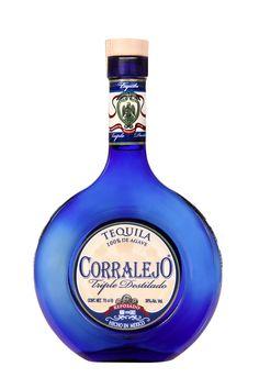 Tequila Corralejo Triple Distilled. So good
