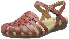 418e07bbd29c Ecco Flash Ladies Strappy Flat Casual Sandal 243913-02060