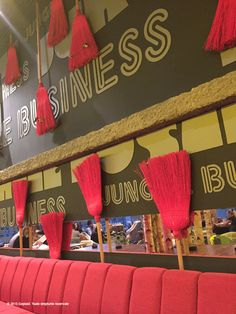 litere decorative realizate din placi PVC cu structura celulara fina Komatex pentru un bar din Constanta.  ALTE LUCRARI REALIZATE DIN PVC #Geplast gasiti aici http://bit.ly/1KnP3vq