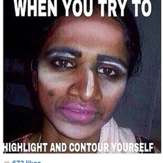 15 Hilarious Beauty Fail Memes Every Girl Can Relate To Funny Shit, The Funny, Funny Stuff, Funny Quotes, Funny Memes, Jokes, Funny Fails, Just In Case, Just For You