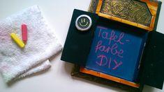 DIY: Tafelfarbe selbermachen/ DIY: Chalkboard Paint