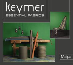Collectie Maipa | #Upholstery #Fabrics | #Meubelstoffen | Keymer Essential Fabrics
