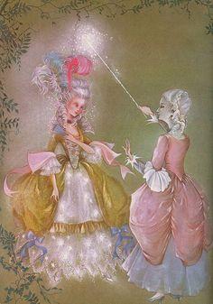 Cinderella, Big Golden Book of Fairy Tales (1981)